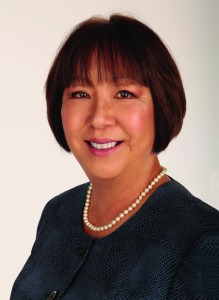 Linda Takayama, Secretary and Treasurer