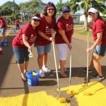 2O5A2151 FHB ComCare Waipahu Int yellow crosswalk